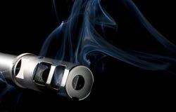 Tambor de fumo Fotografia de Stock Royalty Free