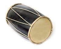 Tambor de la música india Fotografía de archivo libre de regalías