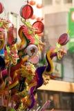 Tambor de lujo del dragón Fotos de archivo