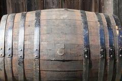 Tambor de madeira Foto de Stock Royalty Free