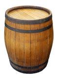 Tambor de madeira grande velho foto de stock royalty free