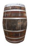 Tambor de madeira grande velho fotos de stock royalty free