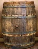 Tambor de madeira tradicional fotos de stock royalty free