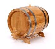 Tambor de vinho foto de stock