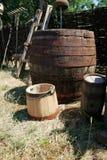 Tambor e barril Imagem de Stock Royalty Free