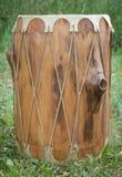 Tambor indio Foto de archivo libre de regalías