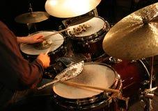 Tambores Fotografía de archivo