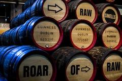 Tambores de cerveja velhos! Imagem de Stock Royalty Free