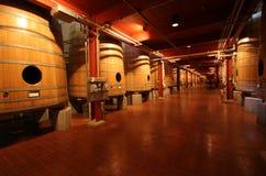 Tambores de vinho Foto de Stock Royalty Free
