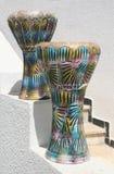 Tambores del Tam-tam Imagen de archivo