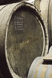 Tambores do vinho Fotos de Stock Royalty Free