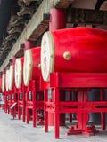 Tambores en el campanario en Xian Imágenes de archivo libres de regalías