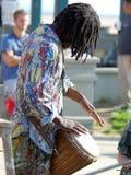 Tambores para la paz 3 Foto de archivo libre de regalías