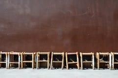 Tamboretes Foto de Stock