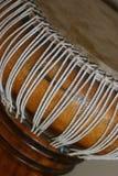 Tambour africain Photo libre de droits