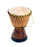 Tambour africain Image stock