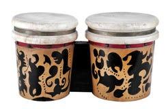 Tambour de bongo photos libres de droits
