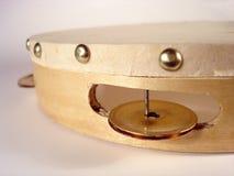 Tambourine Images stock