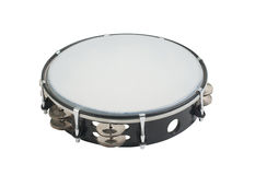 Tambourine Fotos de Stock Royalty Free