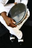 Tambourine Imagens de Stock