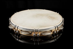 Tambourine zdjęcie royalty free