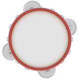 tambourine Photographie stock libre de droits
