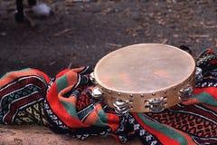 tambourine Obraz Royalty Free