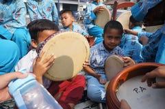 tambourine Imagen de archivo
