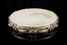 Tambourine royalty free stock photo