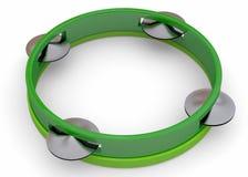 Tambourine - 3D Stock Photos