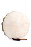 Tambourine etnico immagine stock