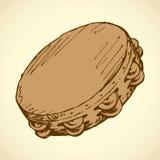 tambourine Gráfico del vector libre illustration