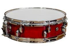 Tambourine Isolated On White Background Royalty Free Stock Photo