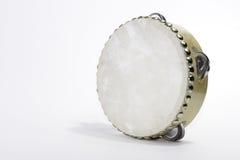 Tambourine.jpg Stockfoto