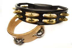 Tambourines Royalty Free Stock Image