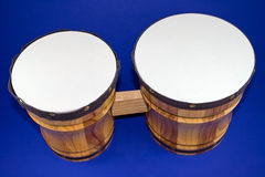 Tambours de bongo. Photos stock