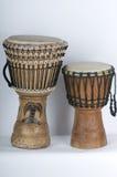 Tambours de Jemba Photo libre de droits