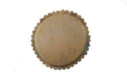 Tambours de shel de noix de coco images stock