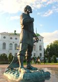 The Tambov muzhik. Stock Photos