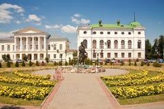 Tambov. Park Sochi Stock Images