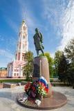 Tambov. Russia. Zoya Kosmodemyanskaya Monument Stock Photography