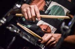 tamburi fotografie stock libere da diritti