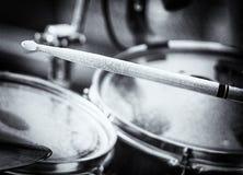 tamburi Fotografia Stock Libera da Diritti