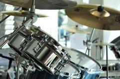 tamburi del particolare Immagine Stock