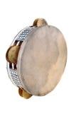 tamburin Royaltyfri Fotografi