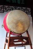 Tamburo cinese Fotografia Stock Libera da Diritti