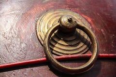 Tamburo del tempio Immagini Stock Libere da Diritti