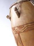 Tamburo di Kpalogo Fotografia Stock