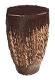 Tamburo etnico africano immagine stock