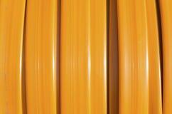 Tamburo per cavi Fotografie Stock Libere da Diritti